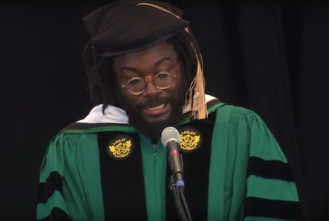 Alum Jason Reynolds '00 remembering transformative moment as Bishop McNamara student