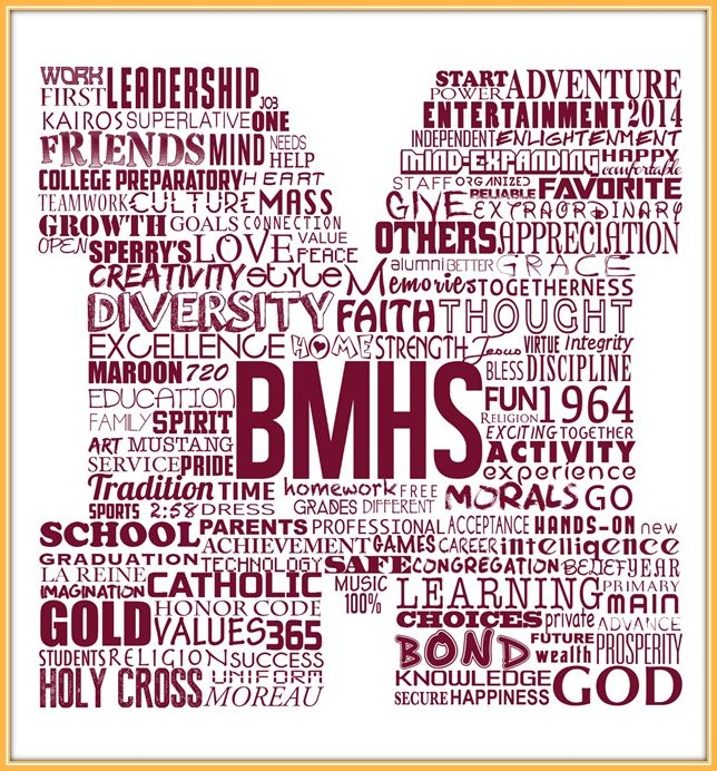 Mustang M What BMHS means to me