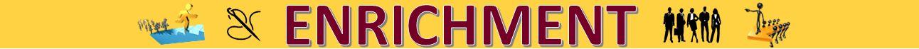 Enrichment Banner