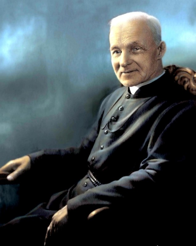 The St. Andre Program, named in memory after Alfred Bessette, who became the first saint of the Congregation of Holy Cross when he was canonized by Pope Benedict XVI on October 17, 2010, the Church recognized that God chose a very simple man for a remarkable life of service to the Church.