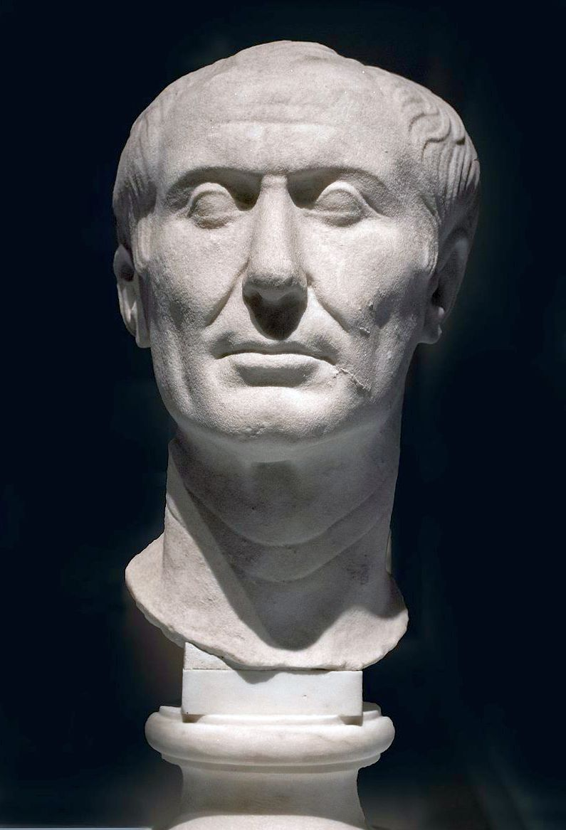 Julius Caesar (assassinated Mar. 15th, 44 B.C. -- the Ides of  March)