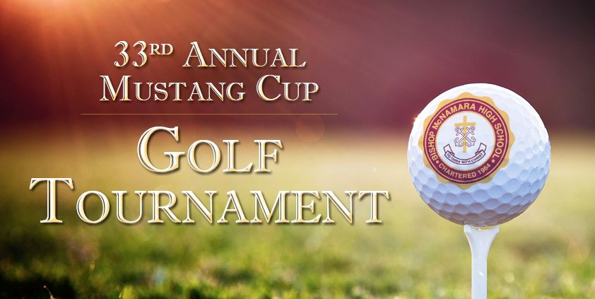 33rd Annual Mustang Cup Golf Tournament