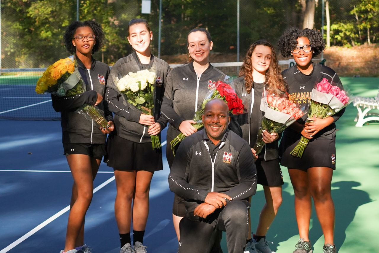 Girls Tennis Fall 2019