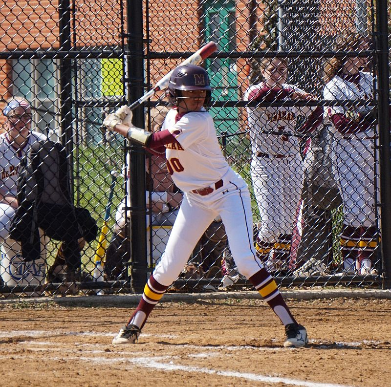 Makayla Marbury Freshman at Bishop McNamara in Forestville is player of the week for Extra Innings