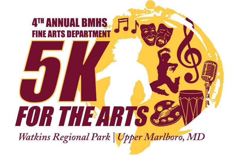 5K for the Arts