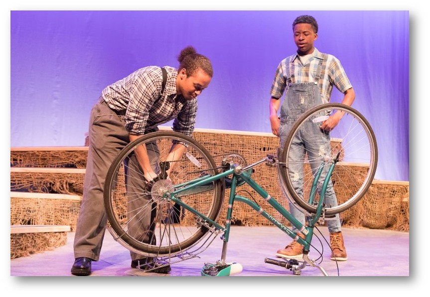 Spring Play, The Diviners