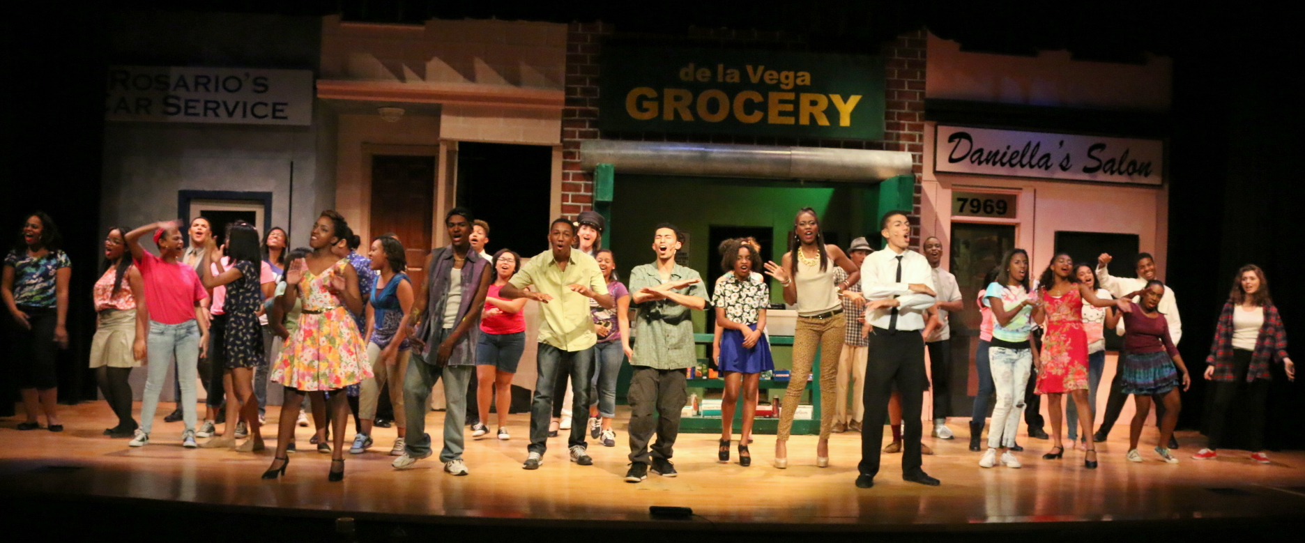 bmhs catholic coed high school in dc area  theatre