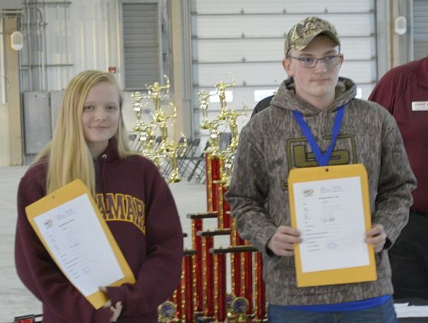 Bishop McNamara student Ainsley Spain '22 took First Place in the Maryland State NASP 3D Competition
