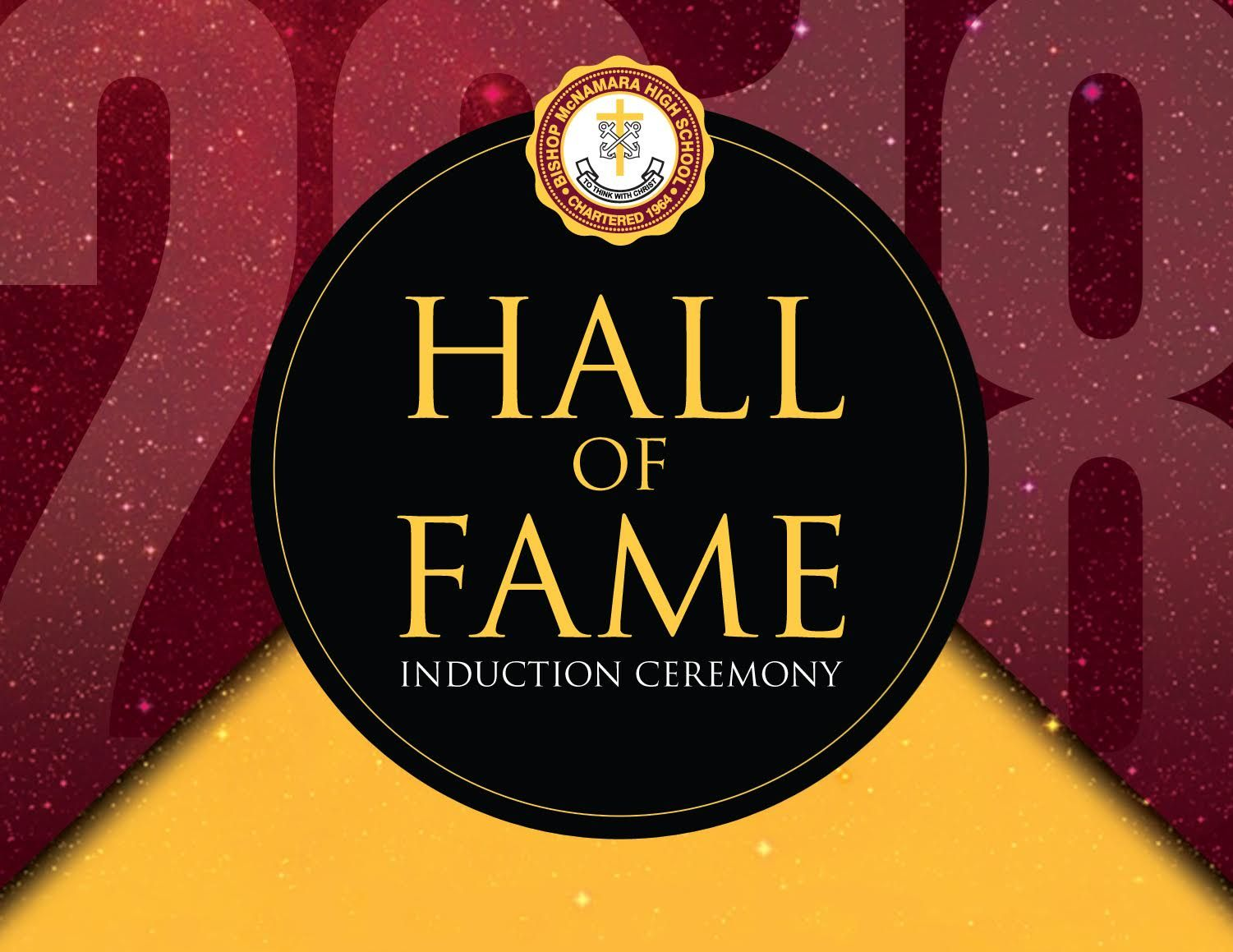 Hall of Fame Induction Ceremony