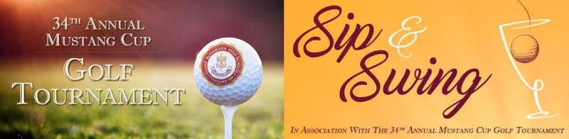 Mustang Cup Golf Tournament and Sip & Swing 2019